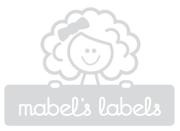Mr. Men® School Label Pack - Sale